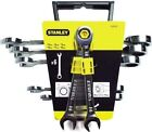 Stanley Ratcheting Spanners & Wrenches