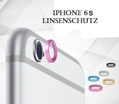 Iphone 6s Apple 4.7 Farbwahl Linsen Protector Schutz Kameraring Kameraschutz