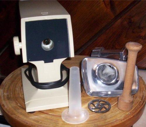 Antique Electric Grinder ~ Vintage electric meat grinder ebay