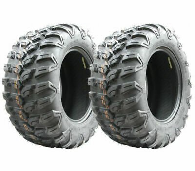 26x11.00R14 ATV/Utility Radial tyre Wanda P3035 6ply quad tyres - set of 2 tires