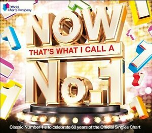 Various Artists: Now That's What I Call a No. 1: (CD)