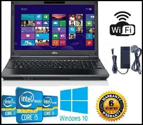 Laptop Windows - CHEAP FAST Laptop Intel Core i5  4GB/8GB RAM 320GB/500GB HDD Windows 10 WiFi