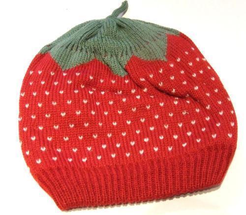 2f7eca3884f Strawberry Hat