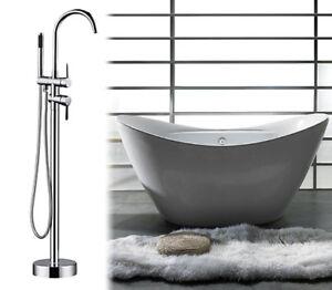 unique modern free standing bathtub faucet bath tub