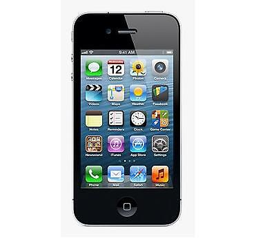 Apple iPhone 4 - 32GB - Black (Verizon) Smartphone Cell Phone (Page Plus) r ()