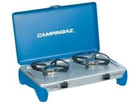 Brand New Unopened 4000W Twin Camping Kitchen By Campingaz (No Gas)