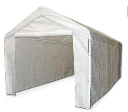 Portable Tents And Canopies : Portable car garage awnings canopies tents ebay