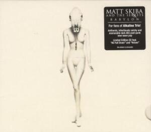 Matt Skiba & The Sekrets - Babylon    - CD NEUWARE