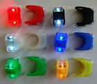 Batteries Included Bicycle Clip - on Lights