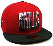 Chicago Bulls Flat Bill Hat