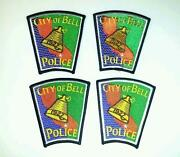 Police Patch Lot
