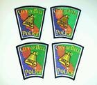 Police Patch Lot
