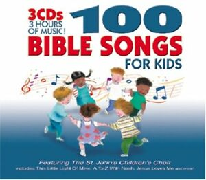 100 Bible Songs for Kids Strathcona County Edmonton Area image 1