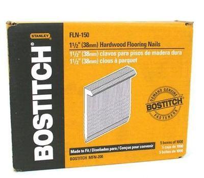 Stanley-Bostitch FLN150 L-Shaped Hardwood Flooring Cleat, 1-1/2