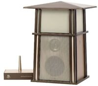 Outdoor Wall Lantern Speaker only $100.00