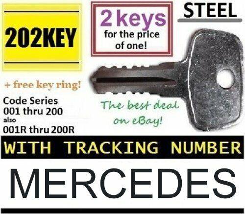 1-Thule Roof Rack Carrier Keys Codes N051 thru N100 Car Ski Luggage Hauler Key
