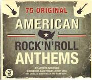 Rock Anthems CD