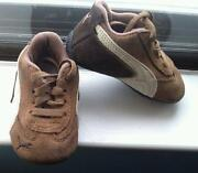 Size 4 Infant Boy Puma Shoes