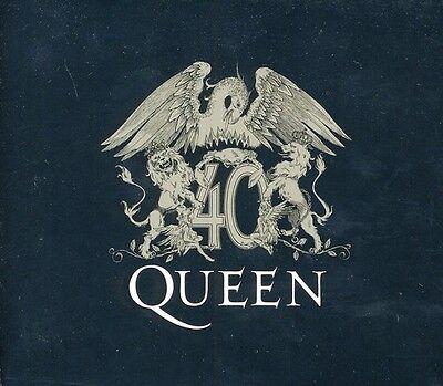 Queen   Queen 40Th Anniversary Collectors Box Set  New Cd  Ltd Ed  Rmst  Boxed