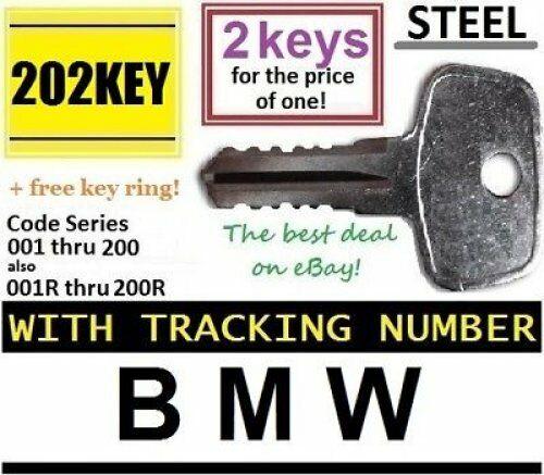 1 Thule Ski Rack Carrier Key Codes N151R thru N200R Car Luggage Hauler Lock Keys