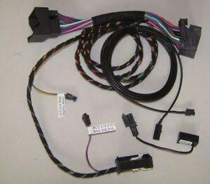 VW Skoda Seat VW Bluetooth Kabelsatz+ Mikrofon 5K0035730 A D RNS 510 310 315 RCD