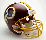 NFL Full Size Football Helmets