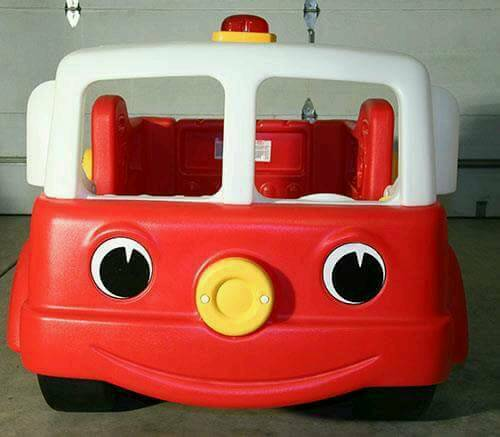 Firetruck bed for sale