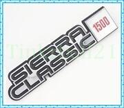 Sierra Classic Emblem