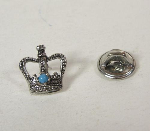 Crown Lapel Pin Ebay