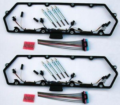7 3 powerstroke valve cover gasket harness  7  free engine