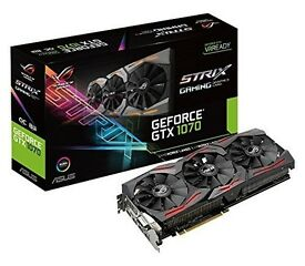 ASUS GTX 1070 OC 8GB Graphics Card