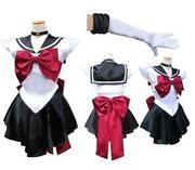 Sailor Pluto Costume