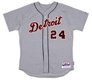 DETROIT TIGERS MIGUEL CABRERA #24 JERSEY Size (XL)