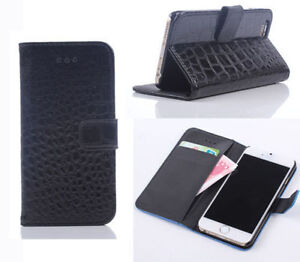 iPhone 6/6s Plus Leather Ultra Thin Cover Case