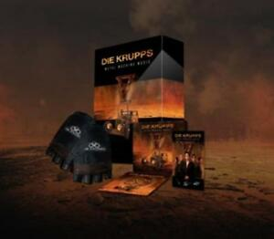 die Krupps - V-Metal Machine Music Deluxe-Box - CD NEU