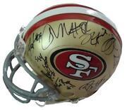 Team Signed Helmet