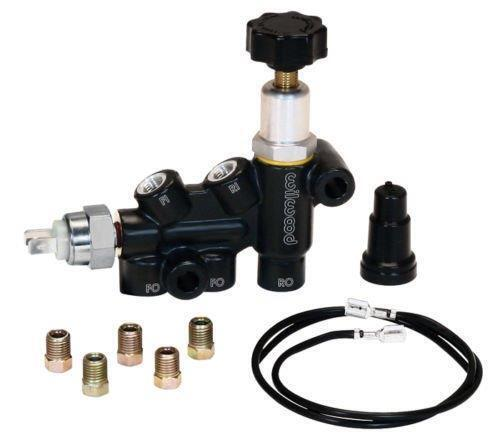 9 Quot Dual Power Brake Booster Wilwood Master Cylinder Assembly Disc Drum 1 Quot Bore Ebay