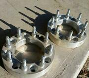 Ford Wheel Spacers