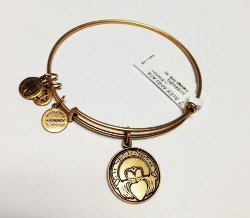 Alex And Ani Charm Bracelets: Alex And Ani Russian Gold