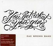 Zac Brown Band CD