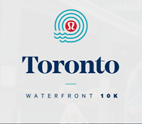 WANTED: Toronto Waterfront 10k entry