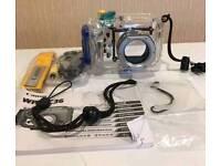 anon WP-DC36 Waterproof Camera Case for IXUS 105 Digital Camera