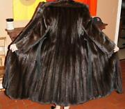 Fur Coat Full Length Used