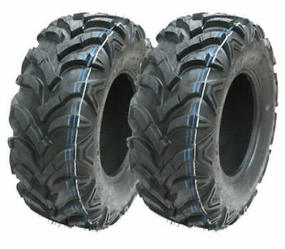 24x8-11 Quad ATV tyres Wanda 4 ply P341 ATV tyres 24. 8. 11 tire pair - set of 2
