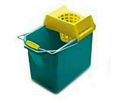 Rubbermaid Home FG619400STL Mop Bucket W/Wringer