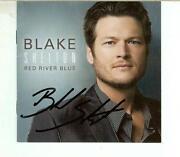 Blake Shelton Autograph