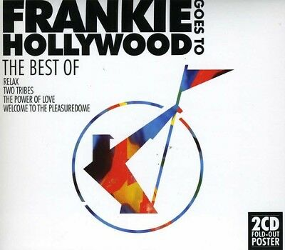 Frankie Goes to Hollywood - Best of [New CD] UK -