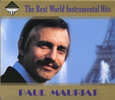 2 CD - PAUL MAURIAT The Best World Instrumental Hits -brand new