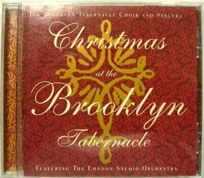 BROOKLYN TABERNACLE CHOIR : Christmas At the Brooklyn Tabernacle Featuring the ()