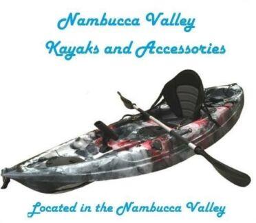 2.7m Kayaks - Brand New Nambucca Heads Nambucca Area Preview